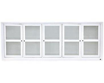Goteborg White Cabinet