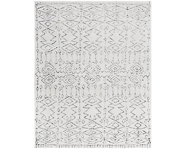 Darce Beige 8X10 Area Rug