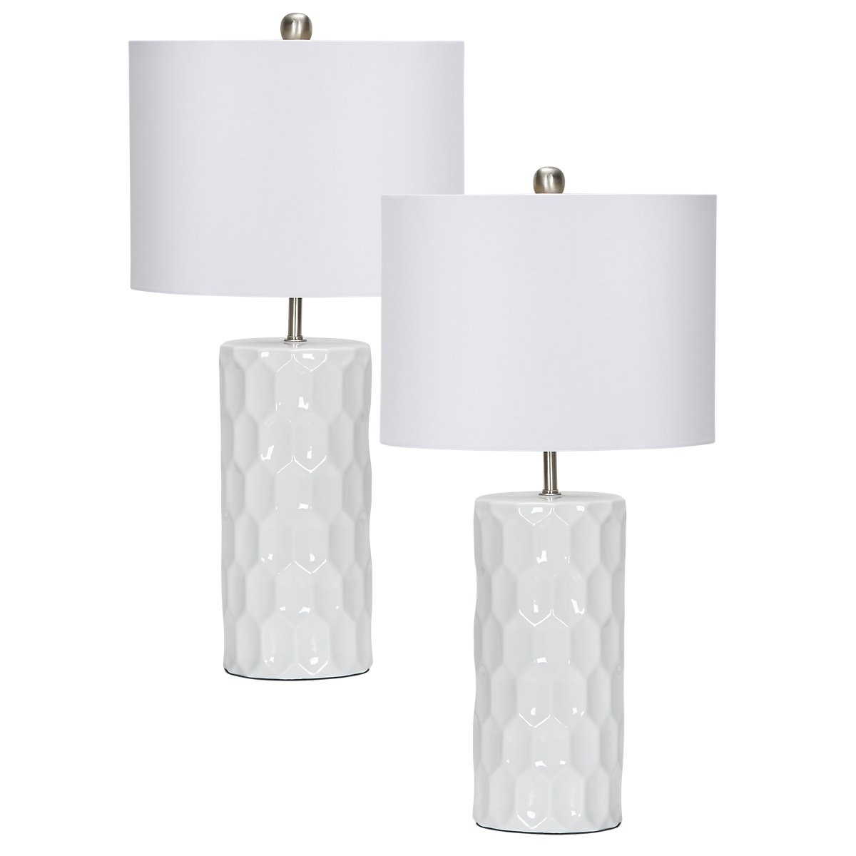 City furniture cass ceramic set of 2 table lamp cass ceramic set of 2 table lamp audiocablefo