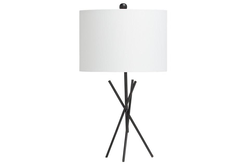 Tripod Metal  Table Lamp