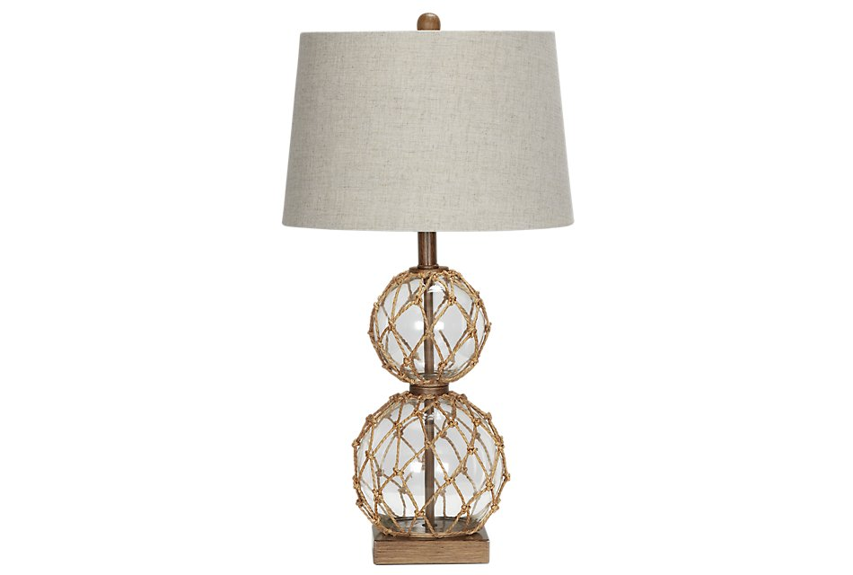 Coastal Gl Table Lamp Home Accents Lighting City