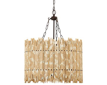 Stix Light Tone Chandelier
