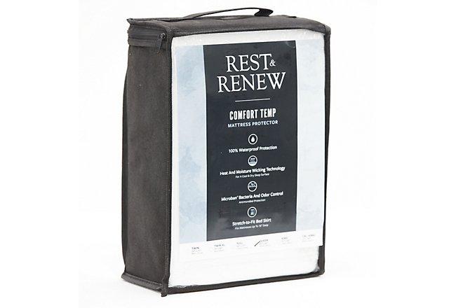 Rest & Renew Comfort Temp Mattress Protector
