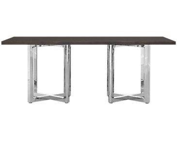 Amalfi Wood Rectangular Table