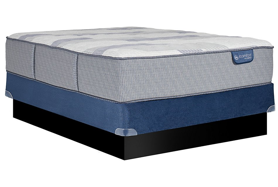Serta Icomfort Blue Fusion Xls 500 Firm Hybrid Mattress