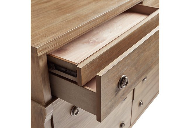 Colette2 Light Tone Dresser