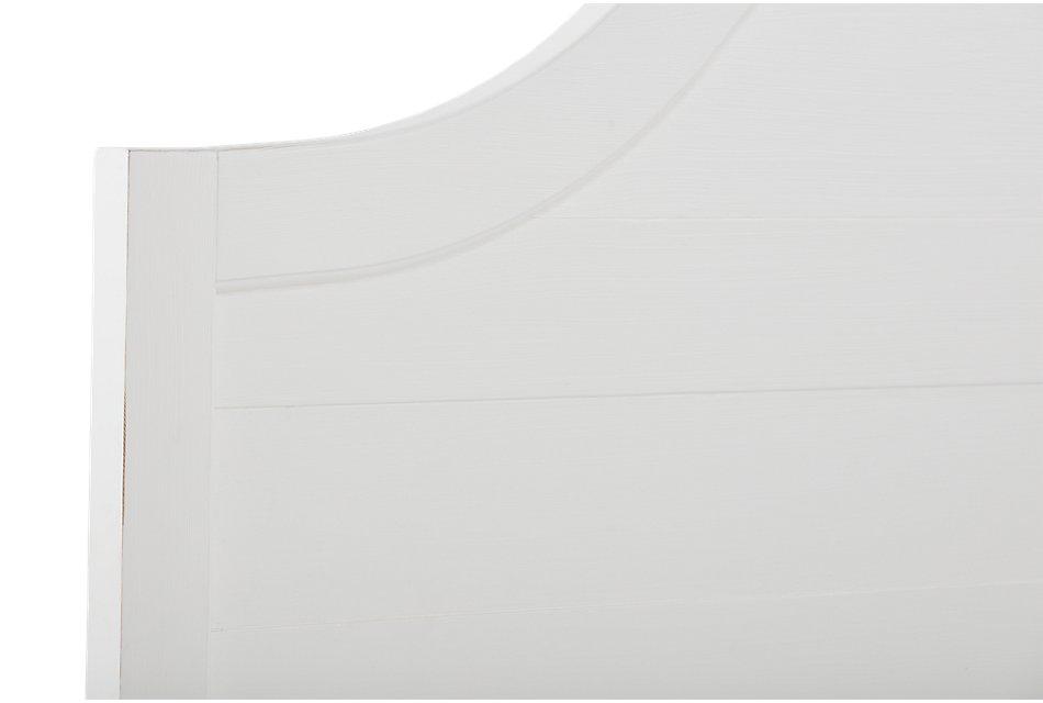 Craft White Headboard