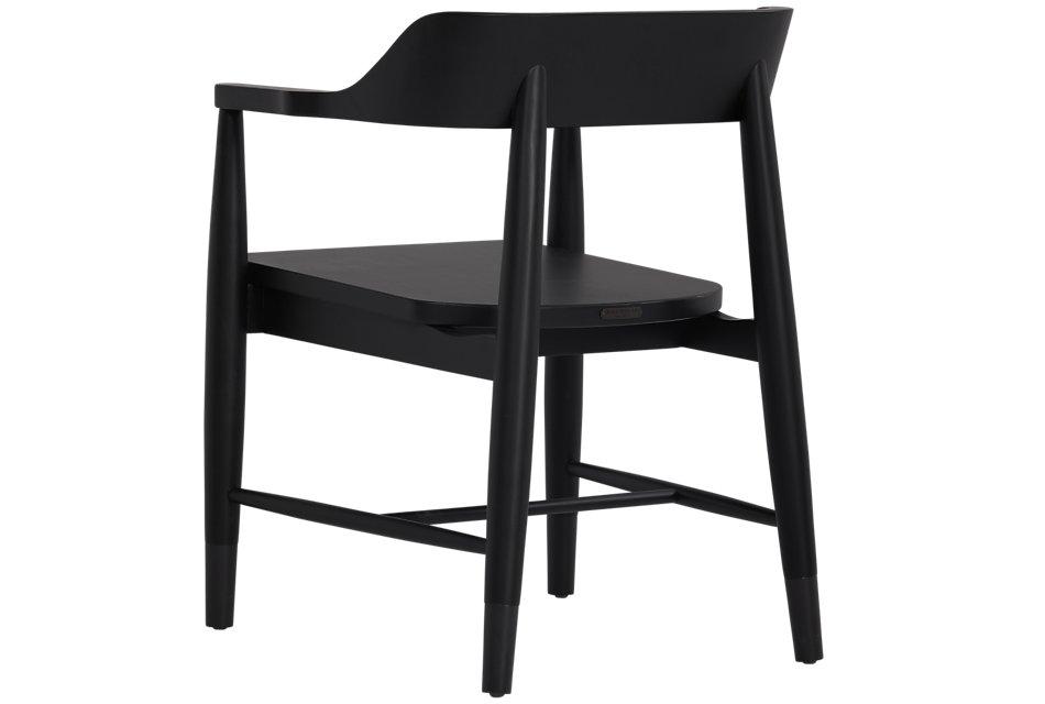 Captain Black  Desk Chair