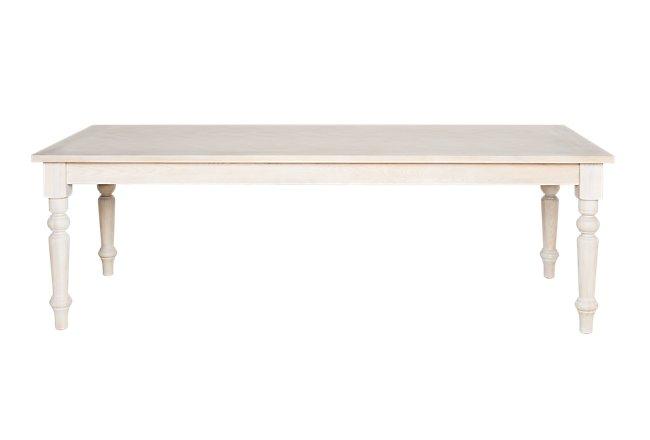 Prairie Light Tone Rectangular Table