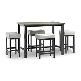 Roland Light Tone Table 4 Stools