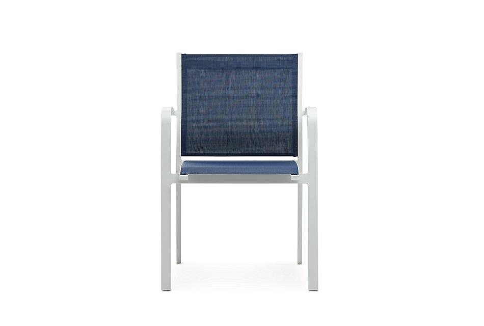 Lisbon Navy  Sling Chair