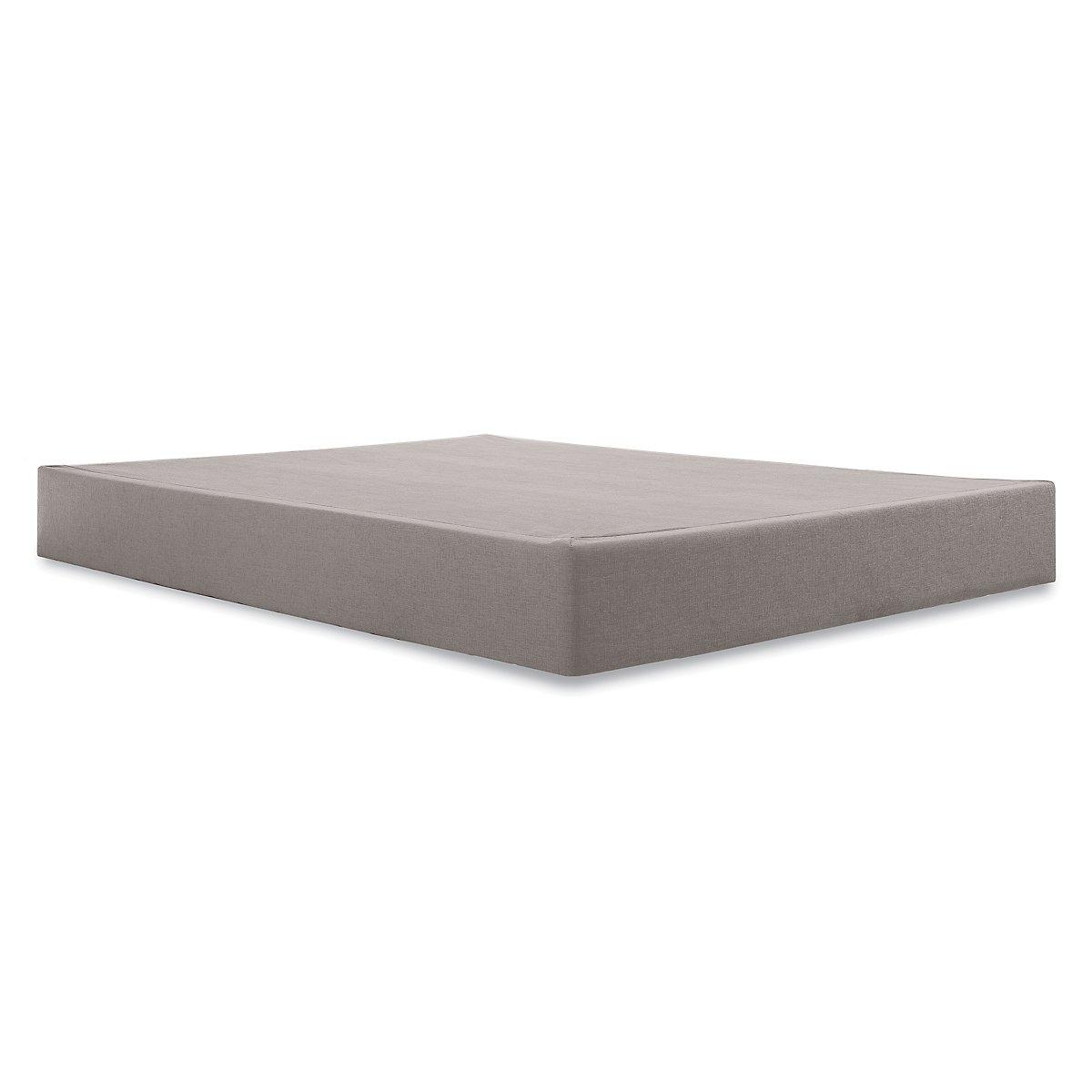 "TEMPUR-Flat High Profile Gray 9"" Foundation"