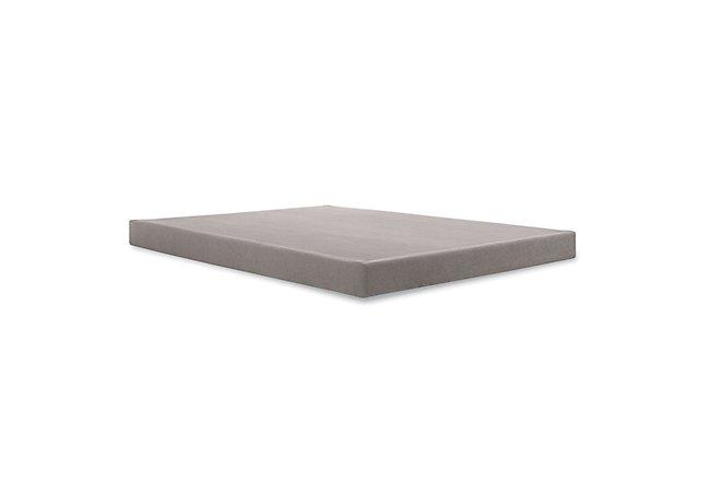 "TEMPUR-Flat Low Profile Gray 5.5"" Low-Profile Foundation"