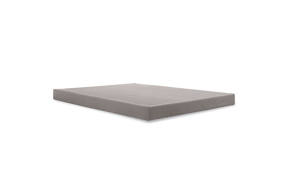 "TEMPUR-Flat Low Profile GRAY 5.5"" Low-Profile Foundation"