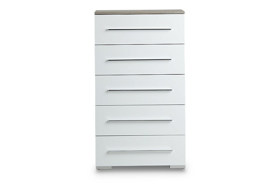 Sofia Two-tone   Drawer Chest
