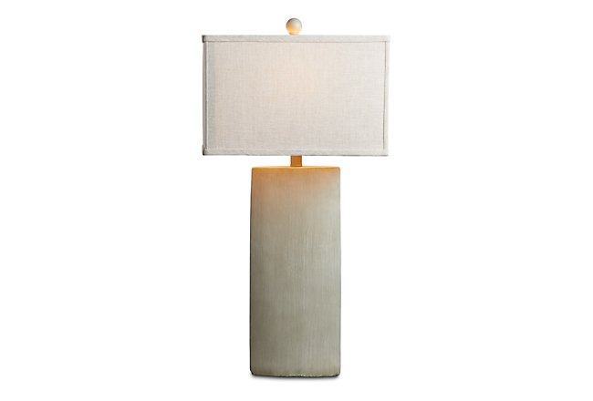 Jonas Cement Table Lamp