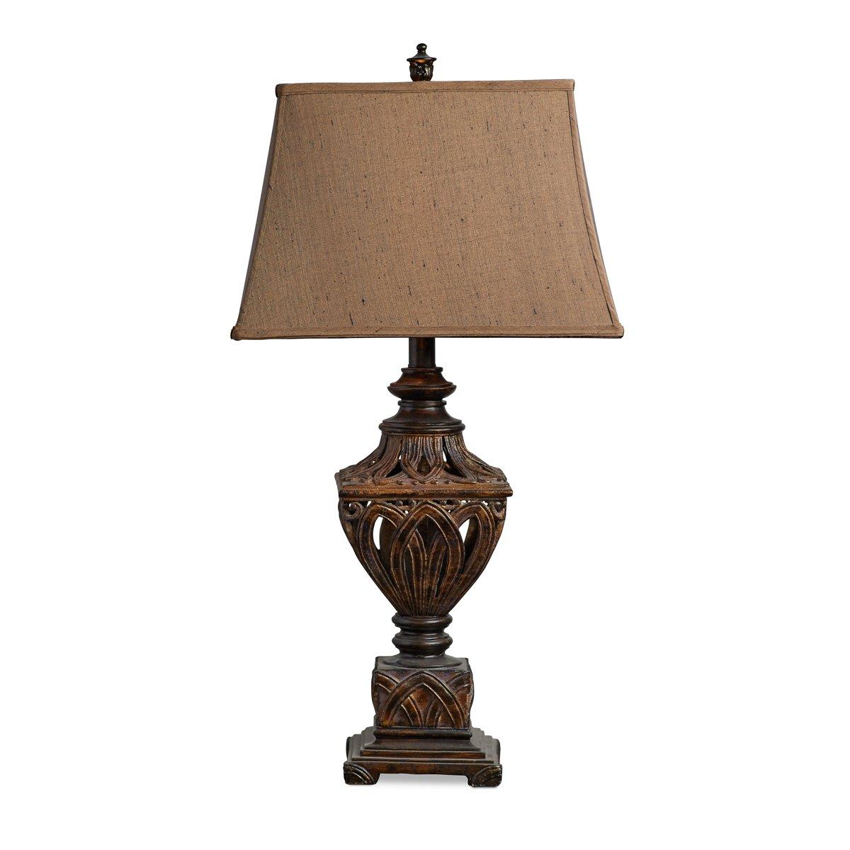 Eden Bronze Table Lamp