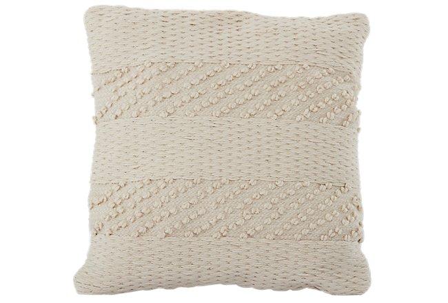 Bonni Ivory Accent Pillow
