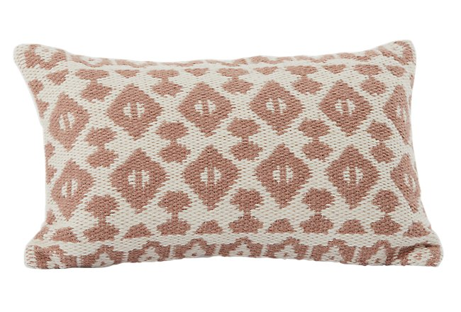 Jonna Light Pink Accent Pillow