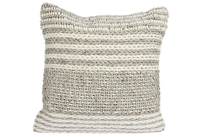 Jessa Gray Accent Pillow