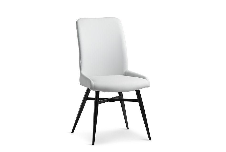 Cool Lemans Gray Upholstered Side Chair Dining Room Chairs Pdpeps Interior Chair Design Pdpepsorg