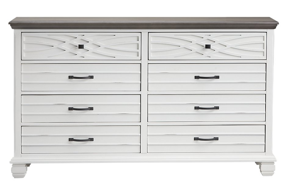 Bellbrook White Dresser | Bedroom - Dressers | City Furniture