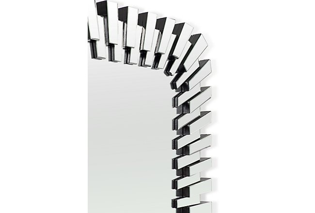 Babble Rectangular Mirror