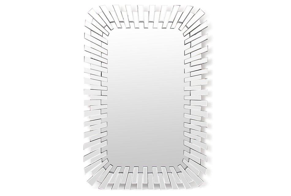 Babble Rectangular   Mirror