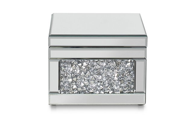 Paris Silver Box