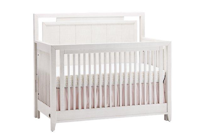 Ashton Ivory Wood 4-in-1 Crib