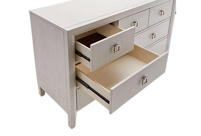 Ashton Ivory Wood Dresser