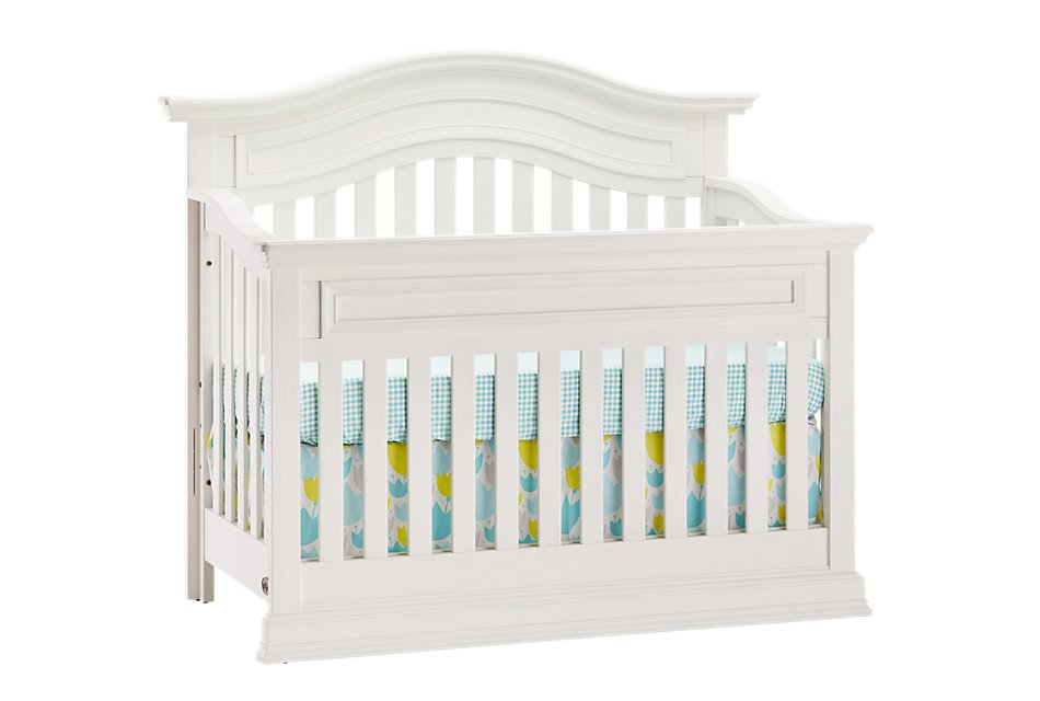 Glenbrook White  4-in-1 Crib