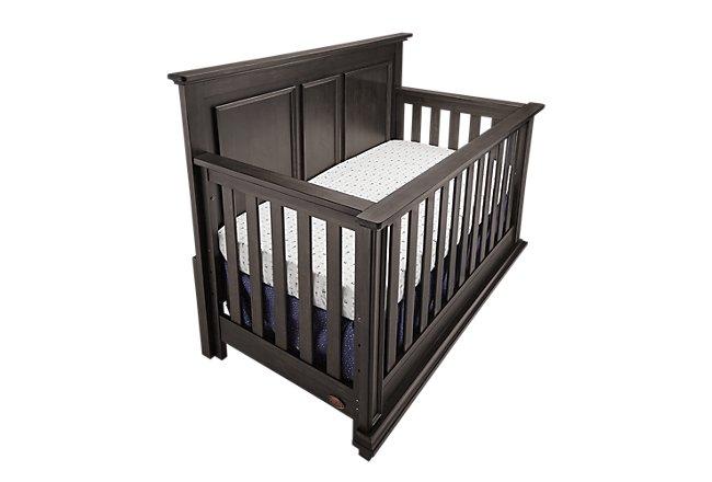 Kenilworth Dark Tone Wood 4-in-1 Crib