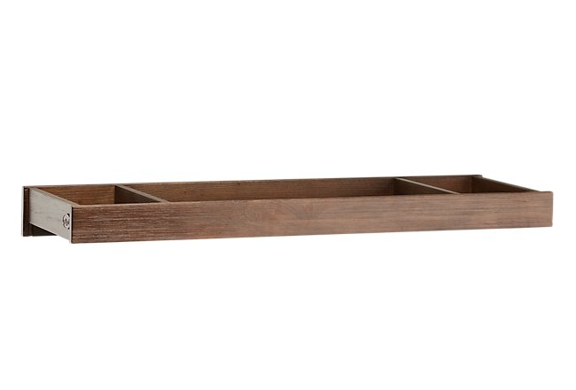 Piermont Mid Tone Wood Changing Topper