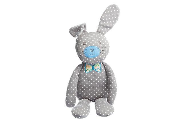 Bunny Gray Plush Toy