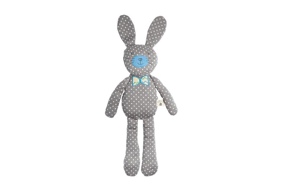 "Bunny Gray 18"" Plush Toy"