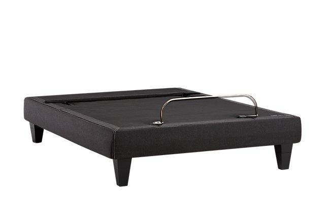 Black Luxury Adjustable Base