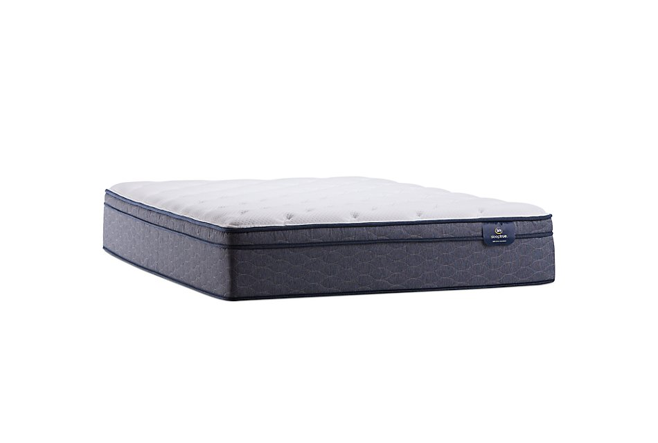 "Serta Wyndmoor Plush 13"" Euro Top Mattress"
