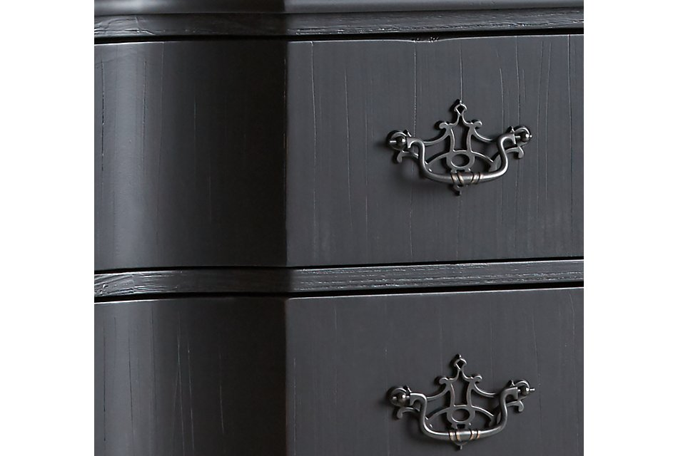 Waverly Black Dresser