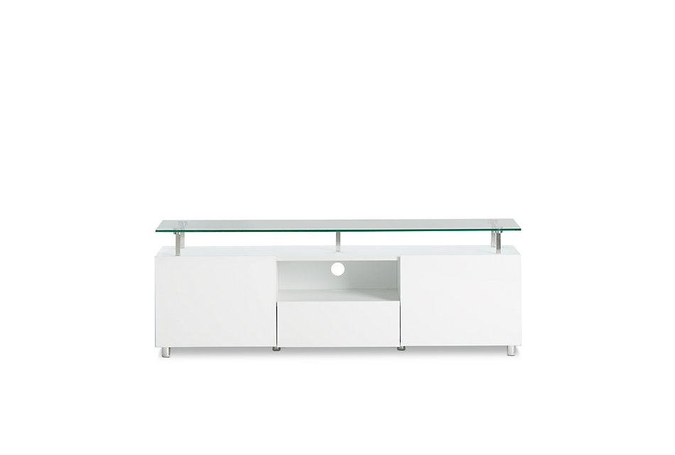 Cardi WHITE  TV Stand