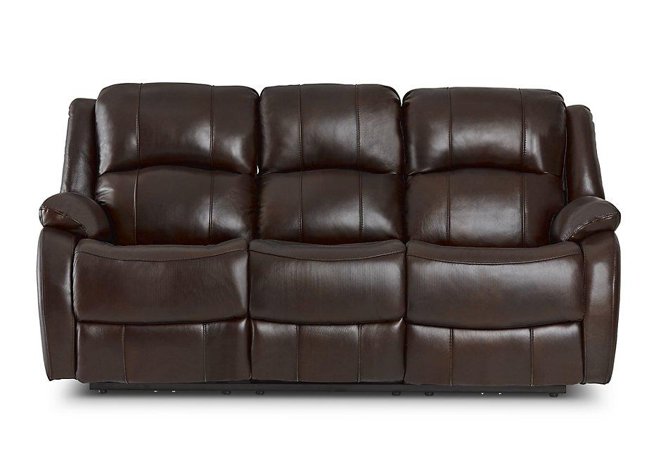 Prime Dalton Medium Brown Lthr Vinyl Reclining Sofa Living Room Pdpeps Interior Chair Design Pdpepsorg