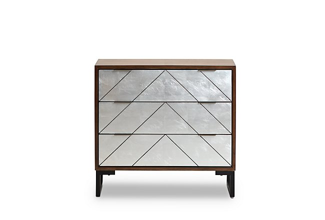 Mcmurray Mid Tone Wood Accent Chest