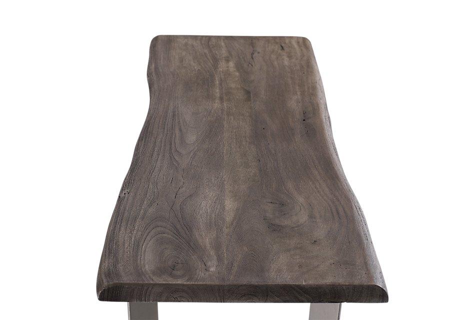 Berkeley Light Tone Wood Sofa Table