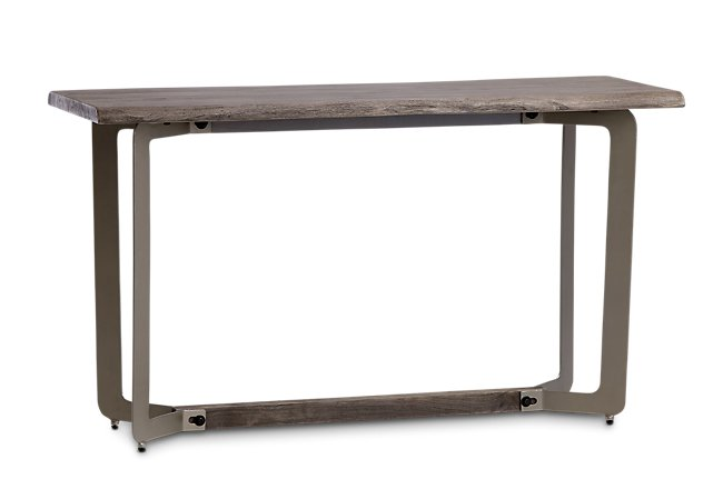 Berkeley Light Tone Wood Sofa Table