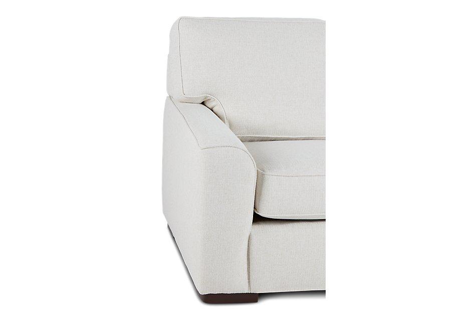 Austin White Fabric Sofa Living Room Sofas City Furniture