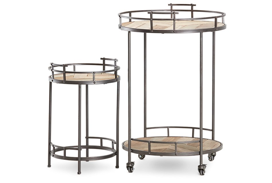 Sonoma Metal Accent Table