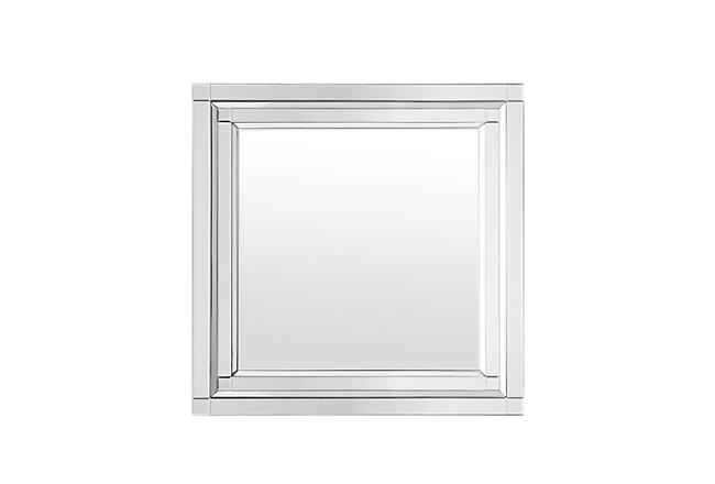 Nellie Silver Mirror