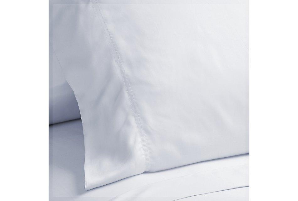 Tencel Cotton White 300 Thread Sheet Set