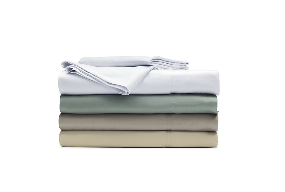 Tencel Cotton Beige 300 Thread Sheet Set