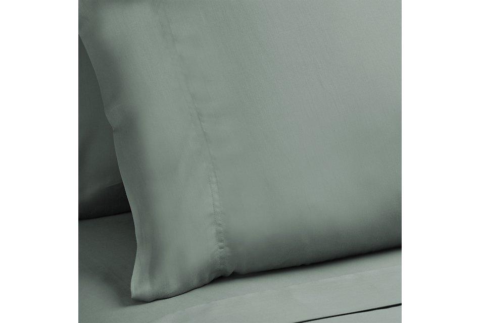 Tencel Cotton Blue 300 Thread Sheet Set
